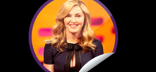 Madonna Still the Dream Guest for TV Hosts
