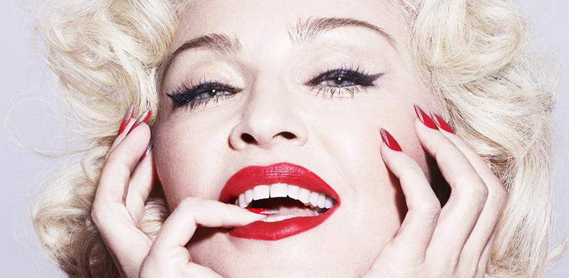 Les ventes de « Rebel Heart » de Madonna en France