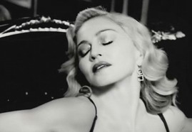 VIDEO - Justify my Love MDNA Tour Backdrop 02