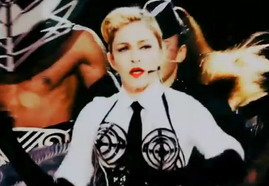 VIDEO - MDNA Tour Teaser [Epix] 02