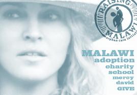VIDEO - MADONNA ADDRESSES MEDIA IN MALAWI [5 APRIL 2013 - TELEGRAPH] 01
